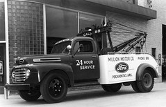1948–1950 Ford F-5 Holmes Recovery Truck (biglinc71) Tags: 1948–1950 ford f5 holmes recovery truck