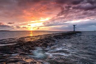 Ostsee Sunset