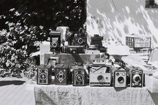 Some camera collection