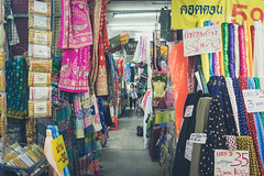 Color Festival (Synopsis --- Ynosang) Tags: bangkok thailande thailand street color marché market chinatown sony a7 hexanon 40mm ynosang synopsis