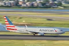 N889NN / B737-823 / BOS (thokaty) Tags: n889nn americanairlines boeing b737 b738 b737800 b737823 bos kbos bostonloganairport eis2012