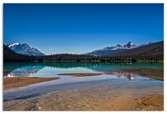 Emerald Lake (.Wadders) Tags: emeraldlake britishcolumbia canadianrockies canada d600 ngc nikonfxshowcase nikkor1635mmf4 water mountains reflection yohonationalpark