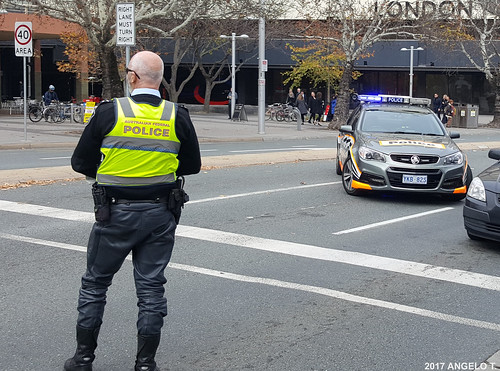 ACT Police Traffic Operations