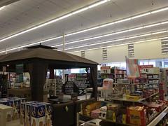 Big Lots/Former Safeway - Sterling, VA: Front-End Expansion (batterymillx) Tags: big lots biglots former safeway marina retail store grocery shop interior expansion tent sterling park virginia va