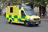 LK14 EBJ (Emergency_Vehicles) Tags: lk14ebj southampton children's intensive care ambulance