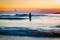 Sunset painting (petersaputra) Tags: leica sl 2490mm beach sunset nusa penida crystal bay