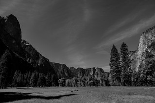 Yosemite Monochrome