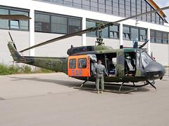 72+94 Bell-Dornier UH-1D Iroquois of German Army (johnyates2011) Tags: bell 7294 iroquois germanarmy uh1 belluh1iroquois friedrichshafen