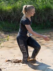 Wolfrun, Saturday 8th April 2017. (David James Clelford Photography) Tags: wolfrun saturday8thapril2017 femaleathlete sportylady curvaceousbody wetgirl wetlady dirtygirl dirtylady prettywoman