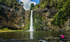 hunua falls 1 (Bilderschreiber) Tags: hunua falls wasserfall wasser water waterfall neuseeland newzealand northisland nordinsel nature natur northland