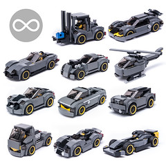 11in1 (KEEP_ON_BRICKING) Tags: lego speed champions 75877 moc alternate model custom design car vehicle keeponbricking