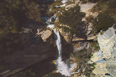 "Waterfall. (¡arturii!) Tags: wow amazing awesome superb interesting stunning impressive nice beauty great arturii arturdebattk ""canonoes6d"" gettyimages travel trip tour route viatge holidays vacations nature drone dji aerial waterfall water drop cascada rupit catalonia catalunya europe powerfull energy above phantom3 outdoor secret hidden natura river creek pool jump"