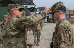 06-817_C3_Falcons reunite (FortBraggParaglide) Tags: combinedjointtaskforce–operationinherentresolve cjtfoir cjflcc deployed iraq paratroopers 2ndbrigadecombatteam 82ndairbornedivision 2ndbct falcons falconbrigade 2ndbct82ndabndiv iq