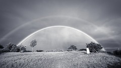 Bright Rainbow (ShinyPhotoScotland) Tags: affection amazement art atmosphericoptics awe backlit balance beautiful beyond blackandwhite bluegreen curves darktable dcraw digikam digitalgradnd digitallowpass dramatic duncrynehill duotone dynamic elegance emotion favourite flora grass hdr highlands idyll imposing innocence landscape light lightanddark lines manipulated mankindnature memories moment monochrome nature nearfar numinous optimism pentax1530mm pentaxk1 phenomena photography places precipitation primarybow rain rainbow raw rawconversion relaxed saturated scotland secondarybow shapeandform skyearth still striking sumptuous sunlight supernumaries thedumpling toned tranquil trossachs uplifting vista weather zen