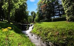 Cascade - 3262 (YᗩSᗰIᘉᗴ HᗴᘉS +6 500 000 thx❀) Tags: cascade waterfall longexposure canoneos7dmarkii canon nature hensyasmine green water