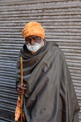 Not that happy (pommyboi) Tags: 2017 india mandi oldman streetphotography