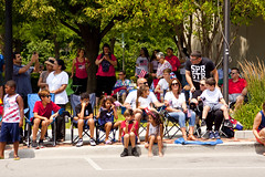 Scenes from the 2017 Skokie Illinois Independence Day Parade 7-4--17 0178 (www.cemillerphotography.com) Tags: festival holiday procession entertainers crowd onlookers celebration