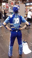 Super hero pose (Fablesandzombies) Tags: sportacus lazytown cosplay