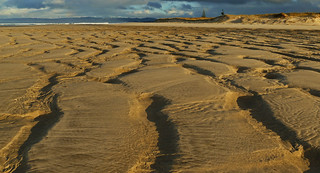 Sand scape.