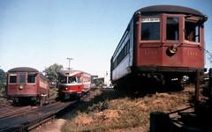 P&W 69th St 9-13-58 (jsmatlak) Tags: philadelphiawestern pw electric interurban railway tram train septa norristown bullet strafford