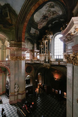 Kostel svatého Mikuláše (Malá Strana), Praha (Hall1998) Tags: prague praha canon eos kissx kissdigitalx efs1122mm