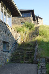 Vogelsang IP (damestra) Tags: eifel deutschland germany vogelsang abandoned lost lostplace tyskland treppe nrw nordrheinwestfalen