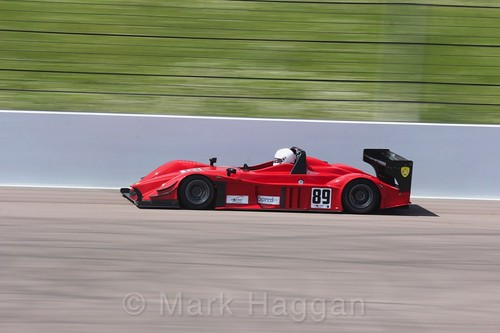 Richard Wise in the Excool BRSCC OSS Championship at Rockingham, June 2017