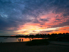 20170706-Sunset at Oyster Pond (ChathamGardens) Tags: oysterpond sunset capecod chathamma 2017book