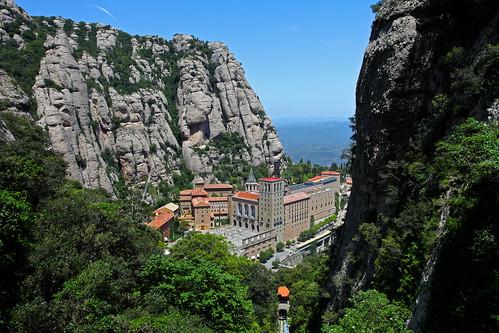 Monastir de Montserrat