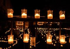 Noche de las Velas (lidiagor) Tags: noche night light candles velas pedraza segovia spain