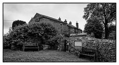 Keld . (wayman2011) Tags: fujifilmxt10 lightroom wayman2011 bwlandscapes mono rural villages churches seats pennines dales swaledale keld northyorkshire uk