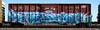 Nuetron/Texer (quiet-silence) Tags: graffiti graff freight fr8 train railroad railcar art nuetron texer alb lords e2e endtoend boxcar waffle sou southern ns412646