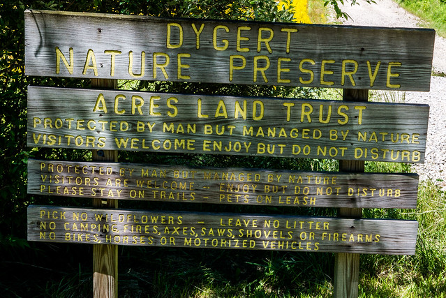 Dygert Nature Preserve - June 6, 2017