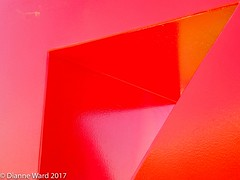 Urban Geometry (Tewmom) Tags: geometry geometric red orange shapes triangles minimalism minimilistic