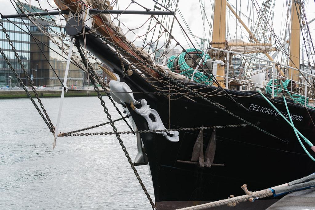 PELICAN OF LONDON [VISITS THE DUBLIN PORT RIVERFEST]-129316
