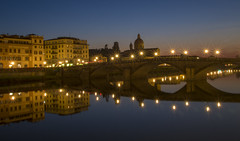Ponte di Santa trinita Florence, Italy. Santa Trinita bridge (Wizard CG) Tags: ponte di santa trinita florence italy bridge view arno river duomo frediano italian medieval destination arch historical town travel day landmark culture history skyline old traditional building tourist sightseeing toscana firenze famous reflection renaissance architecture city blue sunset sky scenic house tourism art ancient water europe tuscany landscape cityscape clear outdoor world trekker nightshots ngc sun set longexposure night dusk