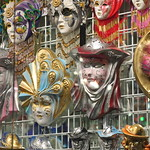 Venetian mask thumbnail