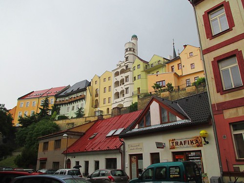 Ulice Soukenická