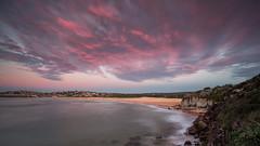 North Curl Curl Sunrise (RoosterMan64) Tags: australia headland landscape longexposure nsw northcurlcurl northernbeaches seascape sunrise