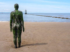 DSCF5488 (Keith Grafton) Tags: crosby beach anthonygormley statues