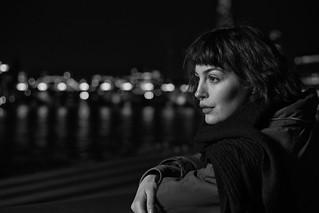 Vivienne Rose @ Milennium Bridge