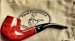 Pipe Piazzolla (freddylyon69) Tags: madeinfrance piazzolla fumée passion lyon smoking pipe