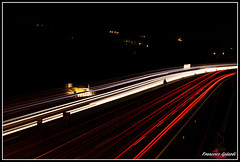 Autostradale.... (torben84) Tags: linea scie luce scieluminose tamron florence firenze autostrada light nikon d7200