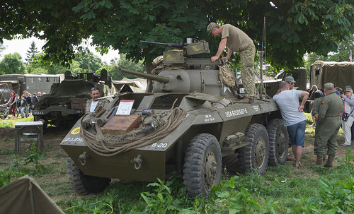 T22E2 Light Armored Car