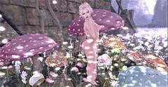 Butterfly Nymph (Reaghan Resident) Tags: midnytecreations muggleborn fashion hashtag event cursedangels bento secondlife tram maitreya moonelixir