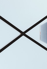 013 (Panda1339) Tags: 28mm leicaq summiluxq london ldn shapes x architecture canarywharf geometry uk hsbc