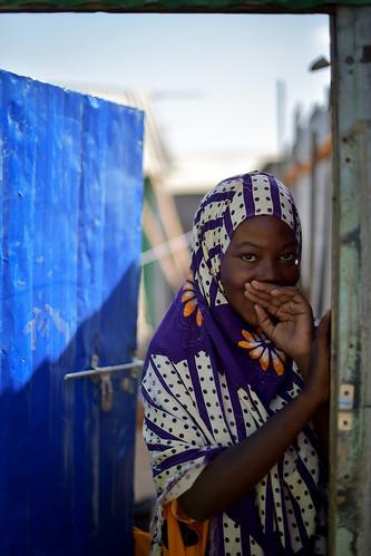 Dayniile IDP Camp in Somalia