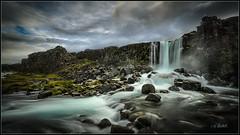Öxarárfoss (Maclobster) Tags: öxarárfoss waterfall iceland