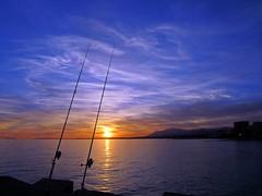 Puesta de sol (Antonio Chacon) Tags: andalucia atardecer marbella málaga mar mediterráneo costadelsol cielo españa spain sunset sol puestadesol