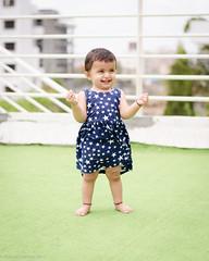 DSC_8119 (Puneet_Dembla) Tags: dembla puneet kid kids girl little 1 yr old 1yr year first birthday portraits cute baby